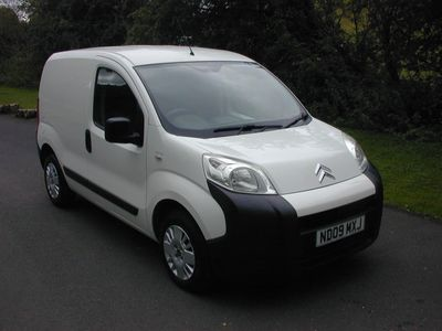 CITROEN NEMO Panel Van 1.4 HDi 8v LX Panel Van 3dr
