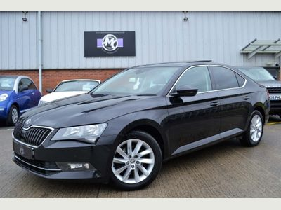 SKODA SUPERB Hatchback 2.0 TDI SE Business DSG (s/s) 5dr