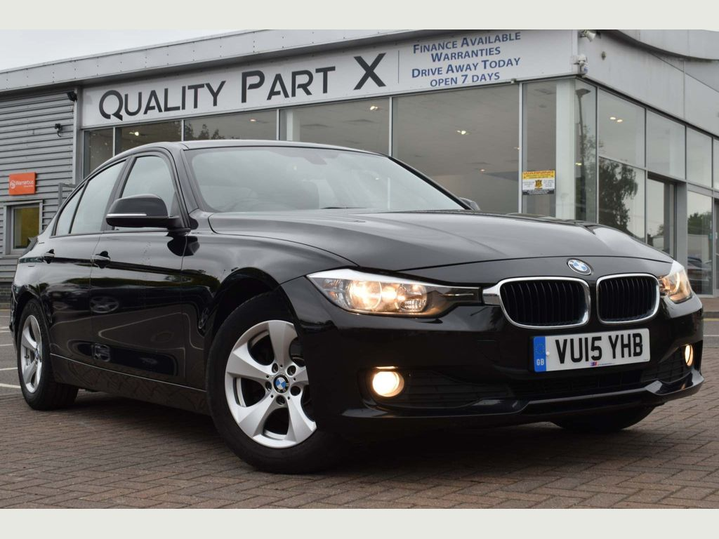 BMW 3 SERIES Saloon 2.0 320d EfficientDynamics BluePerformance (s/s) 4dr