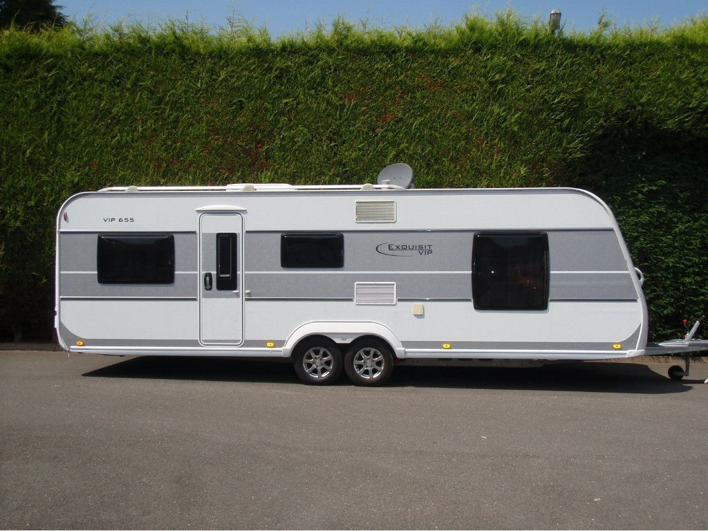 Used Lmc 655 Vip Exquisit Tourer in Coalville, Leicestershire | B&M