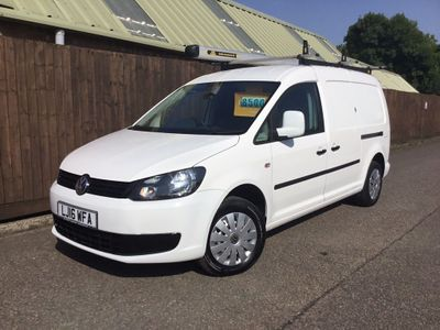 VOLKSWAGEN CADDY Other 1.6 TDI C20 Startline Panel Van 4dr