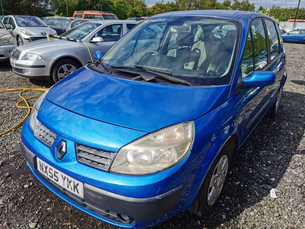 RENAULT SCENIC MPV 1.6 VVT Expression 5dr