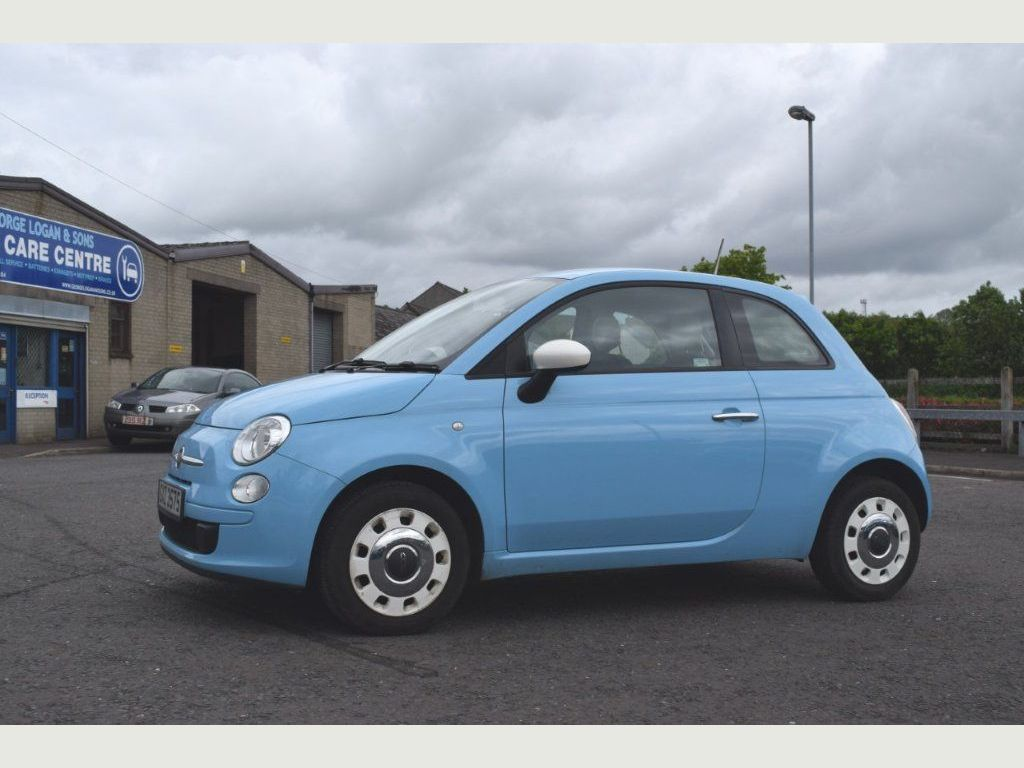 FIAT 500 Hatchback 1.2 Colour Therapy 3dr