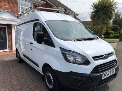 FORD TRANSIT CUSTOM Other 2.2 TDCi ECOnetic 290 L1H2 Panel Van 5dr