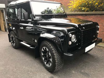 LAND ROVER DEFENDER UNSPECIFIED SUV {Edition unlisted}