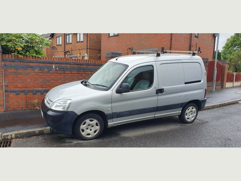 CITROEN BERLINGO Other 1.9 D 600D LX Panel Van 4dr