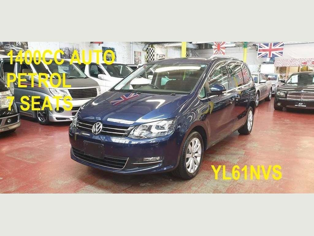 VOLKSWAGEN SHARAN MPV +1.4 TSI BLUEMOTION HIGHLINE+CRUISE+