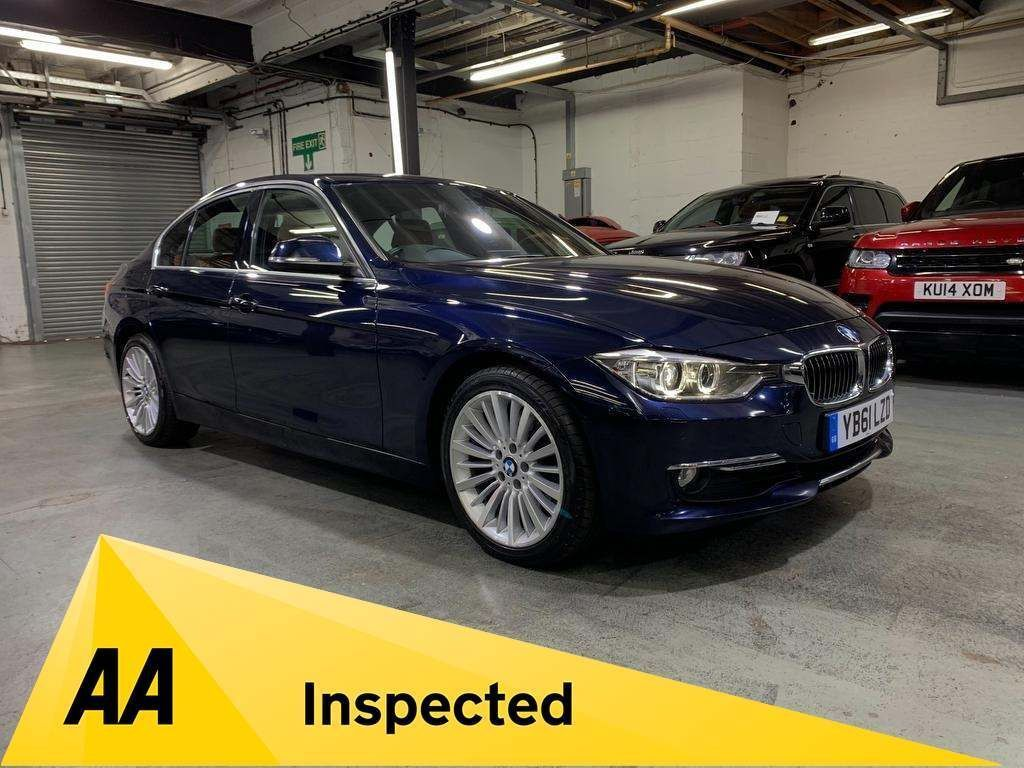 BMW 3 SERIES Saloon 2.0 328i Luxury 4dr