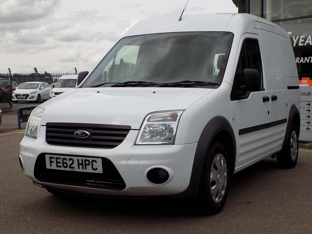 FORD TRANSIT CONNECT Other 1.8 TDCi T230 LWB Trend High Roof Crew Van 4dr DPF