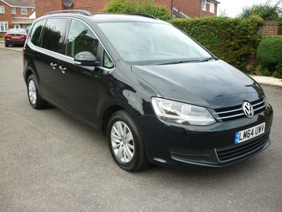 VOLKSWAGEN SHARAN MPV 2.0 TDI BlueMotion Tech SE DSG (s/s) 5dr