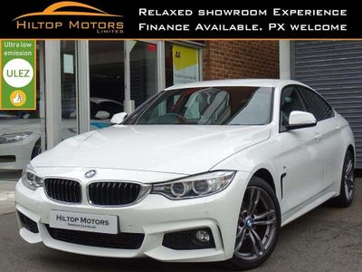BMW 4 SERIES GRAN COUPE Coupe 2.0 418d M Sport Gran Coupe (s/s) 5dr
