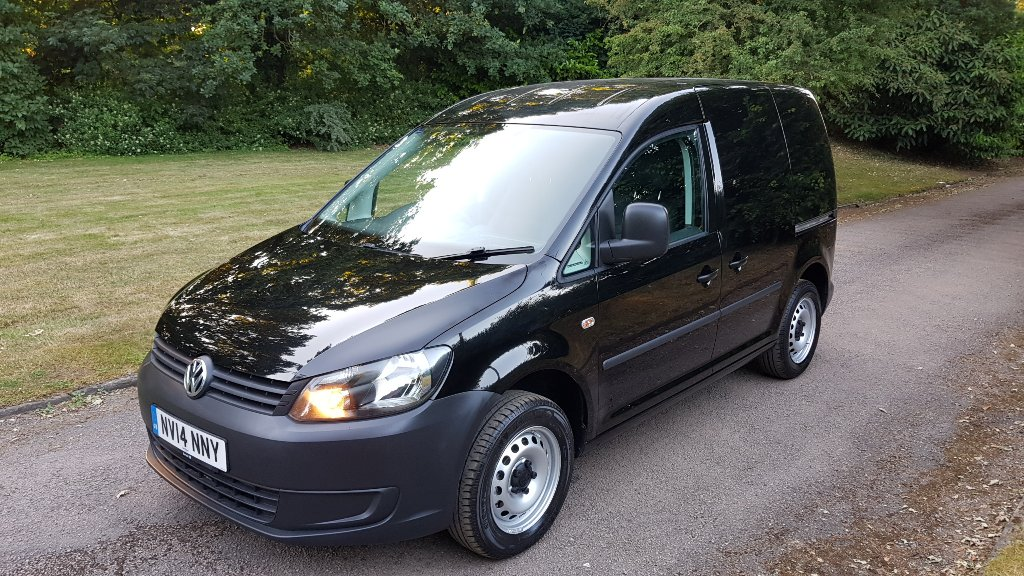 VOLKSWAGEN CADDY Panel Van 1.6 TDI BlueMotion Tech C20 Startline Panel Van 4dr