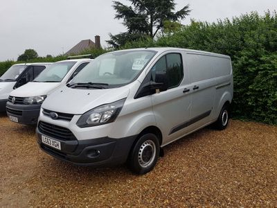 FORD TRANSIT CUSTOM Other 2.2 TDCi ECOnetic 290 L2H1 Panel Van 5dr