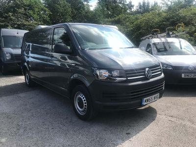 VOLKSWAGEN TRANSPORTER Other 2.0 TDI BlueMotion Tech T30 Startline Panel Van 5dr (LWB)