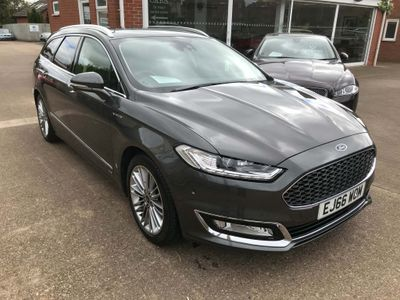 FORD MONDEO Estate 2.0 TDCi Vignale Powershift AWD (s/s) 5dr