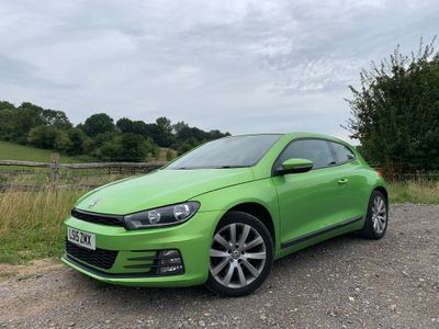 VOLKSWAGEN SCIROCCO Coupe 2.0 TSI BlueMotion Tech Hatchback 3dr