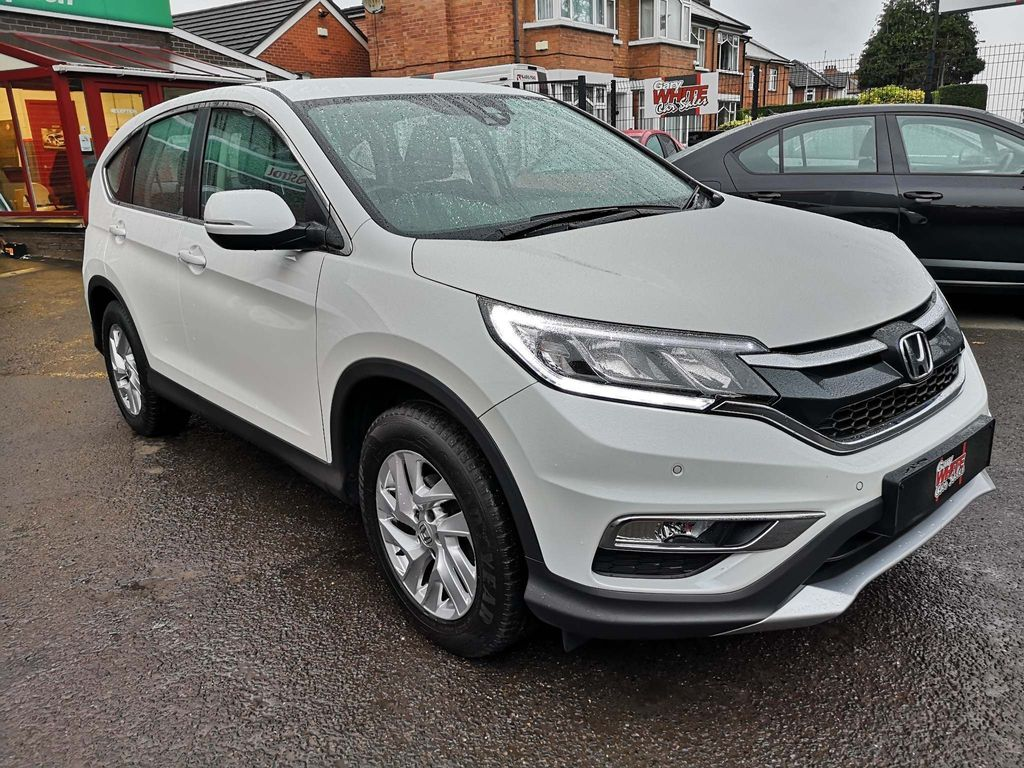 HONDA CR-V SUV 1.6 i-DTEC SE Navi (DASP) 5dr (Honda Connect with Navi)