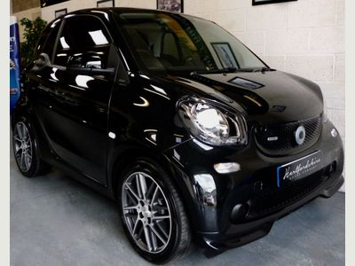 SMART FORTWO Coupe 0.9T BRABUS (Premium) Twinamic (s/s) 2dr