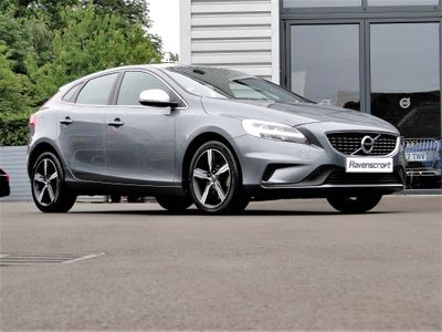 VOLVO V40 Hatchback 2.0 D4 Inscription (s/s) 5dr