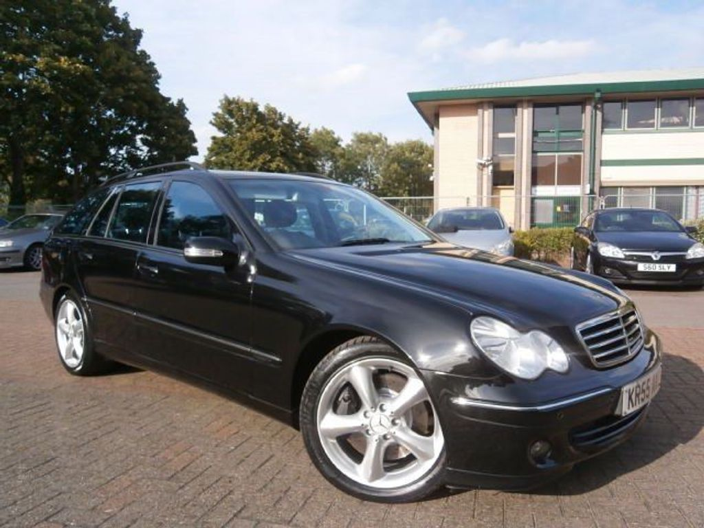 MERCEDES-BENZ C CLASS Estate 1.8 C180 Kompressor Avantgarde SE 5dr
