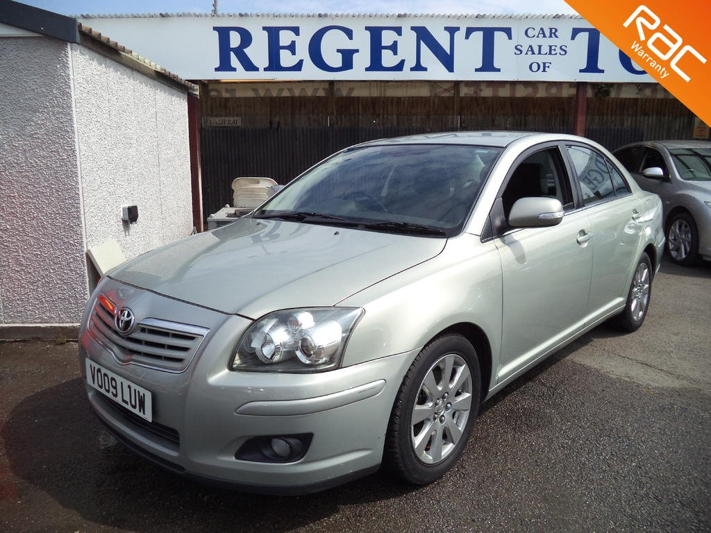 TOYOTA AVENSIS Saloon 1.8 VVT-i TR 4dr