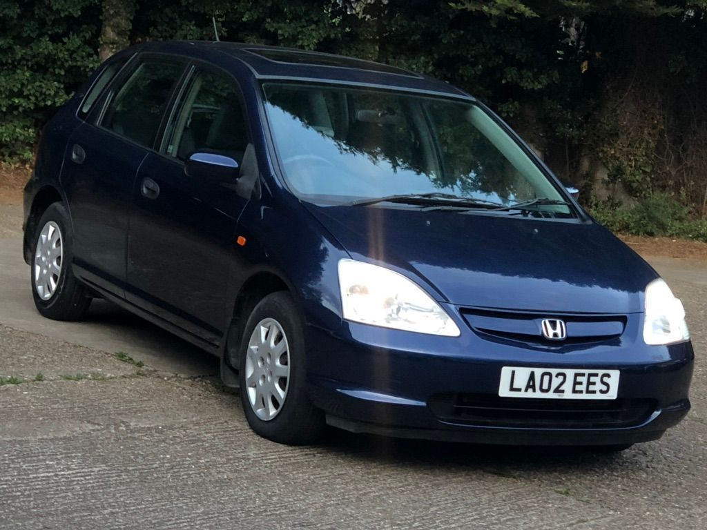 HONDA CIVIC Hatchback 1.4 i SE 5dr