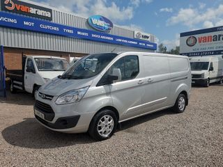 Used FORD Vans for sale in St  Helens, Merseyside | Vans