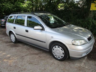 VAUXHALL ASTRA Estate 1.6 i Club 5dr