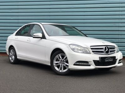 MERCEDES-BENZ C CLASS Saloon 2.1 C200 CDI SE (Executive) 4dr