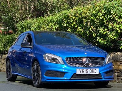 MERCEDES-BENZ A CLASS Hatchback 2.1 A220 CDI AMG Night Edition 7G-DCT 5dr