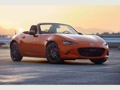 MAZDA MX-5 Convertible 2.0 SKYACTIV-G 30th Anniversary Edition (s/s) 2dr