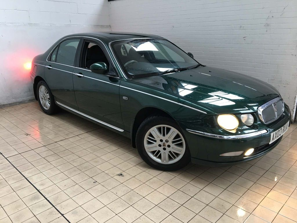 ROVER 75 Saloon 1.8 Club SE 4dr