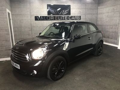 MINI PACEMAN Hatchback 2.0 Cooper D ALL4 (s/s) 3dr