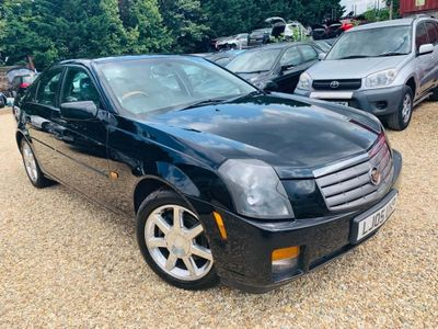 CADILLAC CTS Saloon 2.8 V6 Sport Luxury Saloon 4dr Petrol Automatic (278 g/km, 210 bhp)