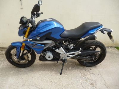 BMW G310R Naked 310 R ABS Naked Petrol Manual (34 bhp)