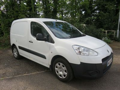 PEUGEOT PARTNER Other 1.6 HDi SE L1 850 ATV Panel Van 4dr
