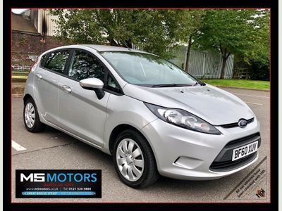 FORD FIESTA Hatchback 1.25 Edge 5dr
