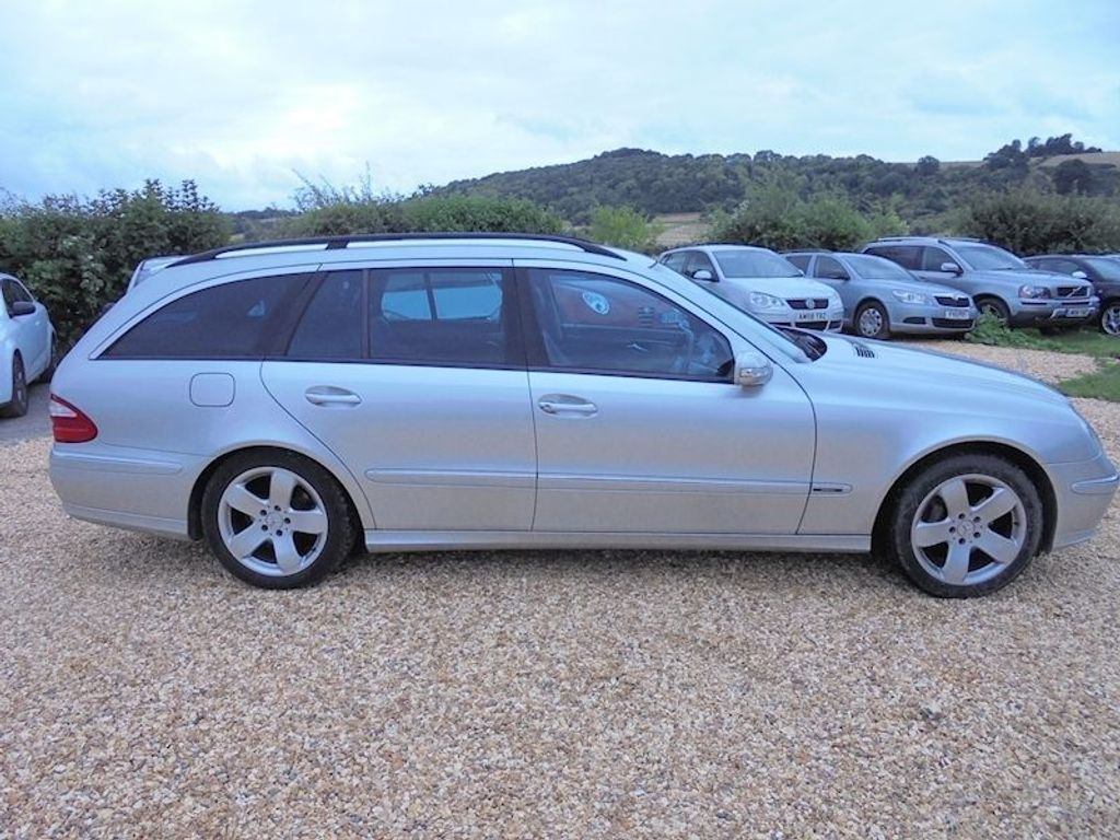 MERCEDES-BENZ E CLASS Estate 3.2 E320 CDI Avantgarde 5dr