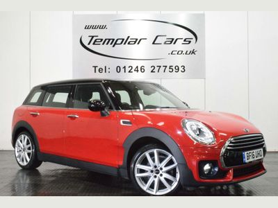 MINI CLUBMAN Estate 2.0 Cooper D (JCW Chili) (s/s) 6dr