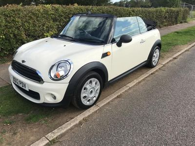 MINI CONVERTIBLE Convertible 1.6 One Avenue 2dr