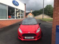 FORD FIESTA Hatchback 1.0 T EcoBoost ST-Line Red Edition (s/s) 3dr