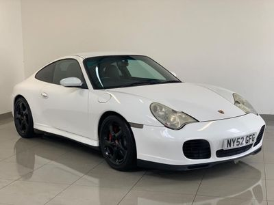 PORSCHE 911 Coupe 3.6 996 Carrera 4S Tiptronic S AWD 2dr