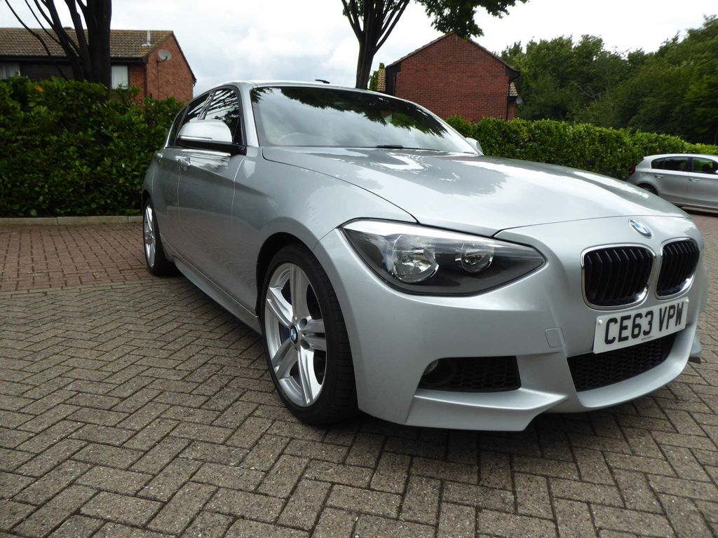 BMW 1 SERIES Hatchback 2.0 125i M Sport Sports Hatch (s/s) 5dr