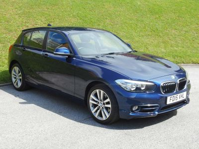 BMW 1 SERIES Hatchback 1.6 118i Sport (s/s) 5dr