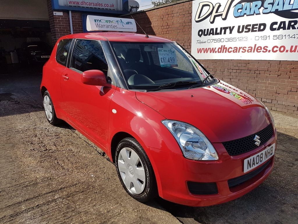 SUZUKI SWIFT Hatchback 1.3 GL 3dr