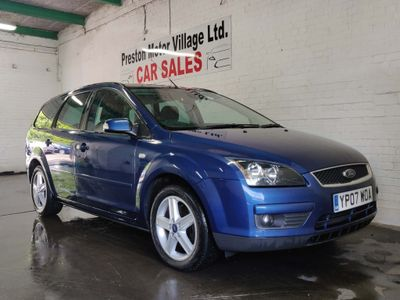 FORD FOCUS Estate 2.0 TDCi Titanium 5dr IV