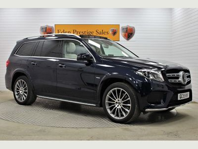 MERCEDES-BENZ GLS CLASS SUV 3.0 GLS350d V6 Grand Edition G-Tronic 4MATIC (s/s) 5dr