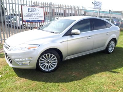 FORD MONDEO Hatchback 1.6 T EcoBoost Zetec Business Edition (s/s) 5dr