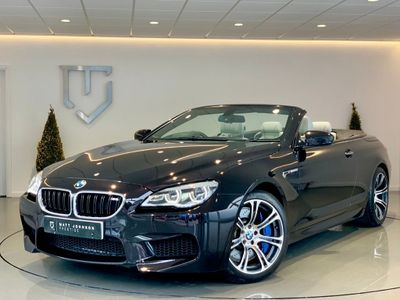 BMW M6 Convertible 4.4 V8 DCT (s/s) 2dr