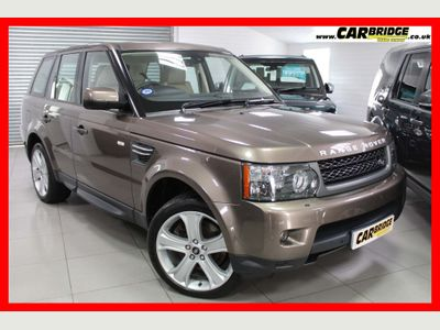 Used Land Rover Range Rover Suv 3 6 Td V8 Vogue 5dr in Stretton